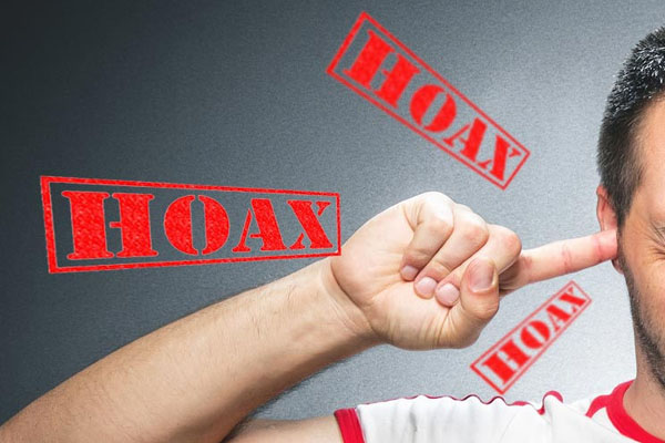 HOAX, False information, twisted or engineered facts